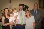 ROBINSON BAPTISM